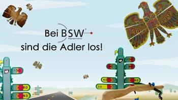 Adlerschießen bei BSW