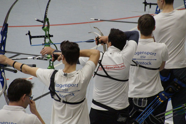 Die BogenSportWelt unterstützte die LM des NBSB M-V