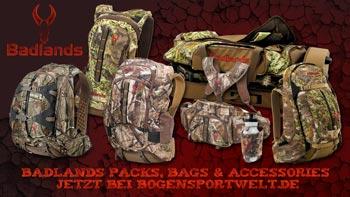 Taschen und Rucksäcke von BADLANDS