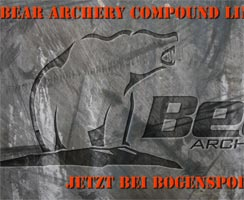 Fred Bear Compound LineUp 2015