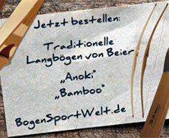 Neue Bögen von Beier