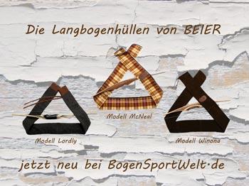 Die neuen Langbogenhüllen von BEIER