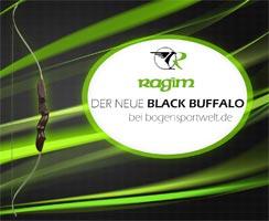 Der neue Black Buffalo Recurve von Ragim