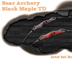 Der Fred Bear Black Maple Takedown