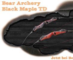 Der Fred Bear Black Maple Takedown