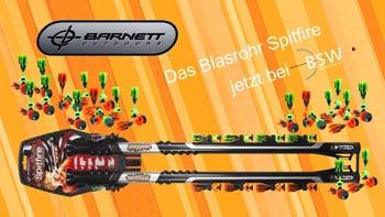 Blasrohr Spitfire von Barnett