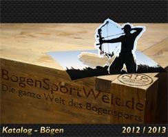 Der erste BogenSportWelt.de-Katalog