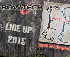 Bow Tech LineUp 2015