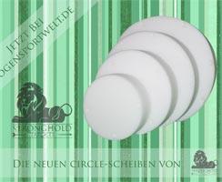 Die neuen Circle-Scheiben von Stronghold Targets