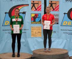 15. Deutsche Bogenlaufmeisterschaft des DBSV in Zepernick