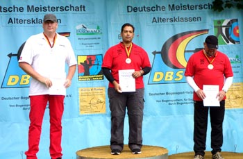 DM Altersklassen des DBSV in Stapelfeld