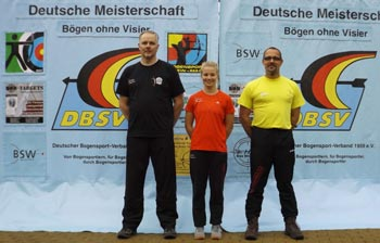 BSW-Team erfolgreich bei DM in Berlin