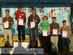 DM Feld und Wald des DBSV in Wichtshausen