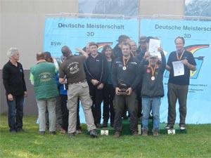 Deutsche Meisterschaft 3D in Hohegeiß