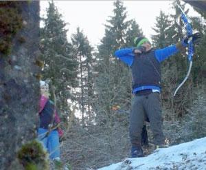 Wintercup Turnier zweiter Wettkampf in Aufen