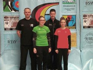 Deutsche Meisterschaft Bogensport Dessau