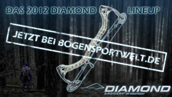 Das 2012 LineUp von DIAMOND