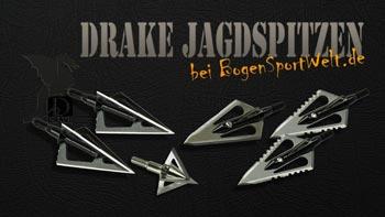 Drake Jagdspitzen