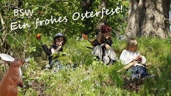 Die BogenSportWelt wünscht frohe Ostern!