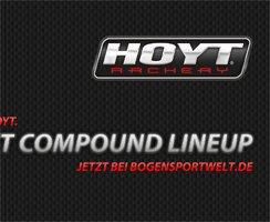 HOYT Compound LineUp 2015