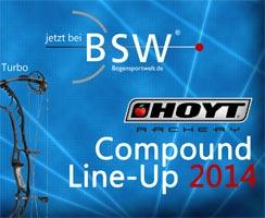 Hoyt Compound-Line-Up 2014