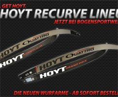 Hoyt Recurve Line-Up 2014 II