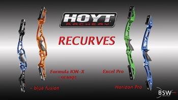 Hoyt Recurves 2013