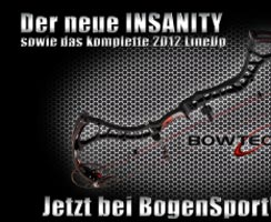 Compound LineUp von Bowtech