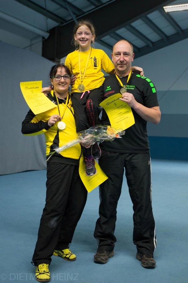 Wettkampfbericht Jona Müller Bogensport