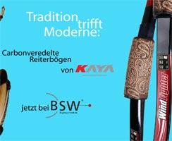 Reiterbögen von KAYA Archery