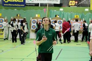 Wettkampfbericht von Leon Hollas Bogensportwelt