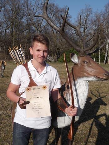 1. Longbow Turkey Bowhunter Liga Turnier