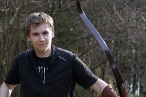 Wettkampfbericht von Lukas Stuefer Bogensport
