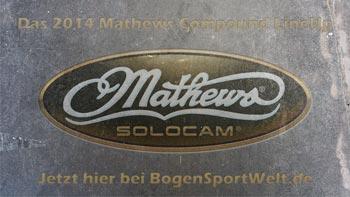 Das 2014er Compound Line-Up von Mathews