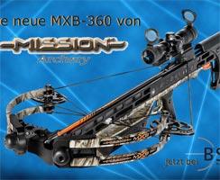 Die Mission Crossbow MXB-360