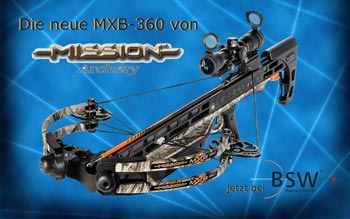 Die Mission Crossbow MXB-360