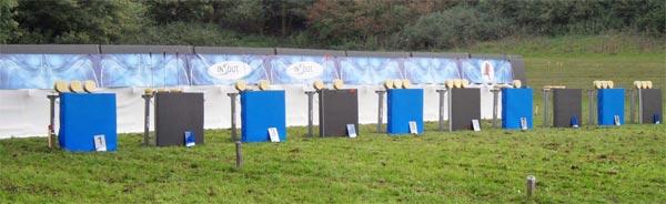 Niederländische Meisterschaft im Bogenlaufen