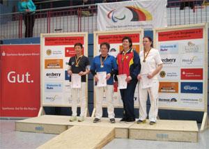Wettkampfbericht von Patricia Fechner