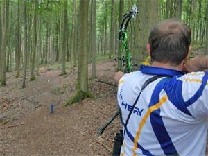 Offene Rheinlandmeisterschaft 3D in Siegburg