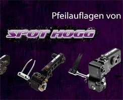 Maximum Arrow Support mit Pfeilauflagen von SPOT HOGG