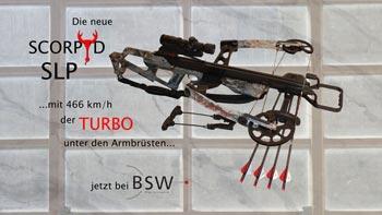 Achtung Turbo - die Scorpyd SLP ist da!