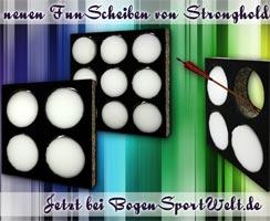 Die neuen FunScheiben von Stronghold Targets
