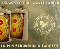 Der FunSack von Stronghold Targets