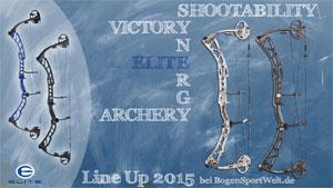 Das Elite Compound LineUp 2015