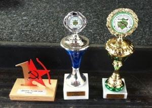 Volksbank Cup und Pullman City Trophy