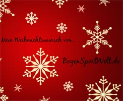 Mein Weihnachtswunsch von... BogenSportWelt.de