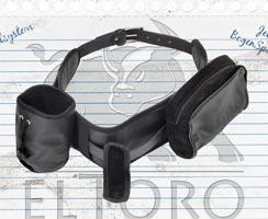 Das elToro Gürtelsystem Professional Leather