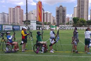Jane Karla Rodrigues Gögel in Goiana bei den Brasilianischen Meisterschaften