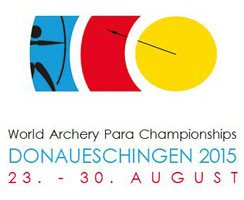 World Archery Para Championships Donaueschingen 2015
