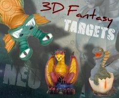 Die neuen Fantasy-Targets von Franzbogen
